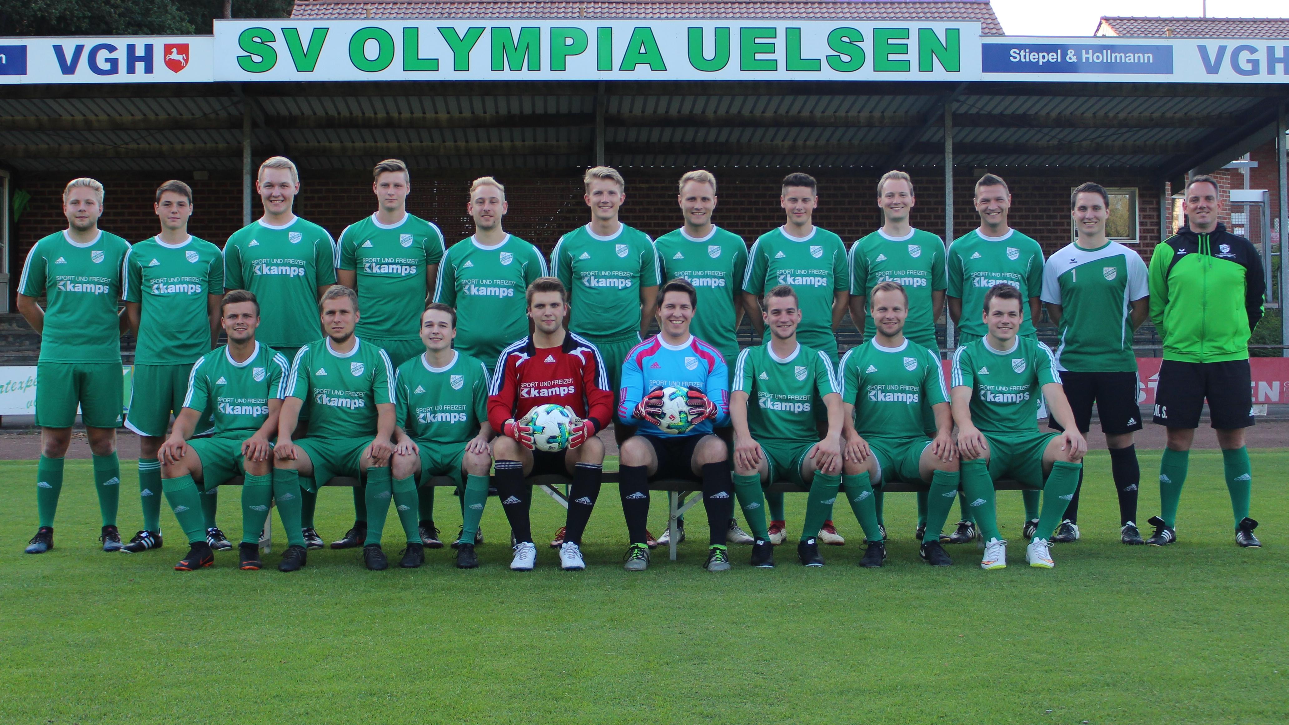 Herren Fußball Olympia