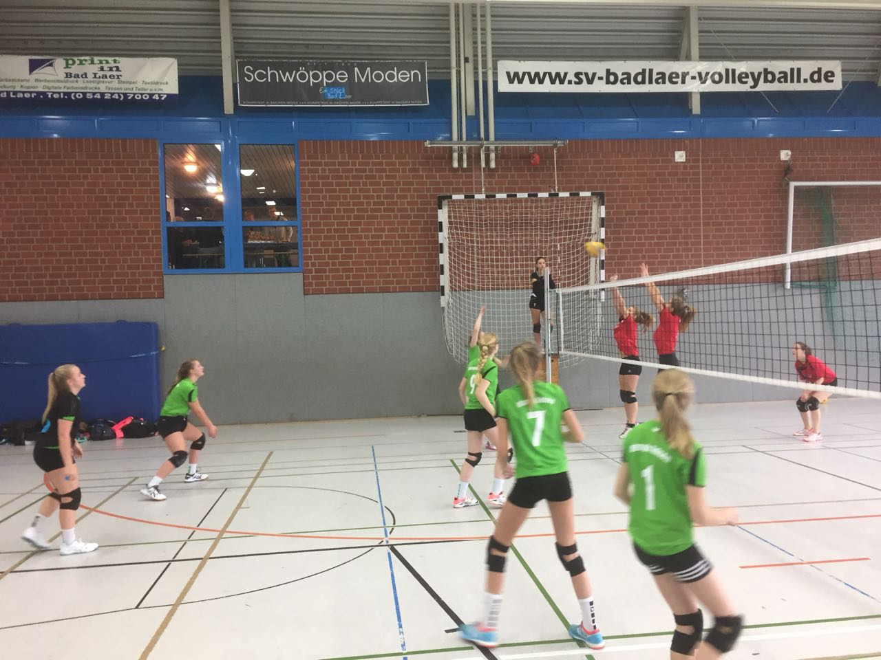 Volleyball U18