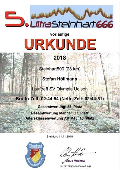 Steinhart500 - Stefan