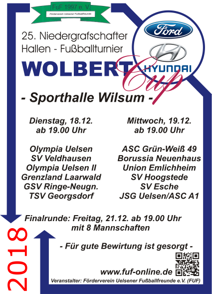 Wolbert-Cup 2018