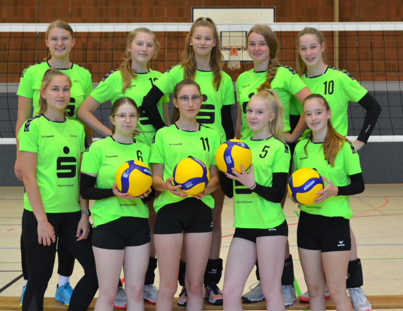 Volleyball Damen 3