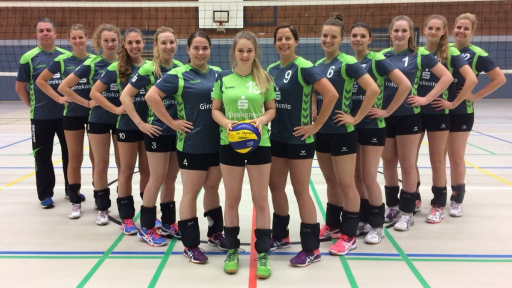 Volleyball Damen Olympia